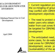 7 Alberta Environment guidelines exerpt
