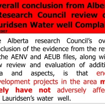 8- overall conclusion from ARC report