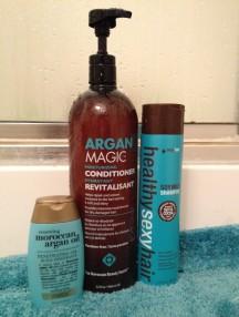 Argan Oil Hair Care