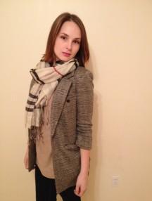 style inspo - the tweed blazer