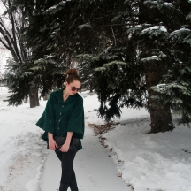 winter, spring, trends, poses, model, 2013, upcoming, bloggers, envelope clutch, patent leather, snow, boots,