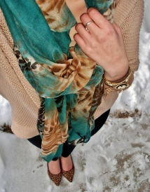 DIY charm watch and head to toe le chateau