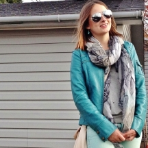 Mint and Teal and Skulls and Sunnies